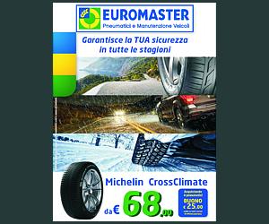 Pneumatici Michelin Crossclimate - Promozione Marzo 2017